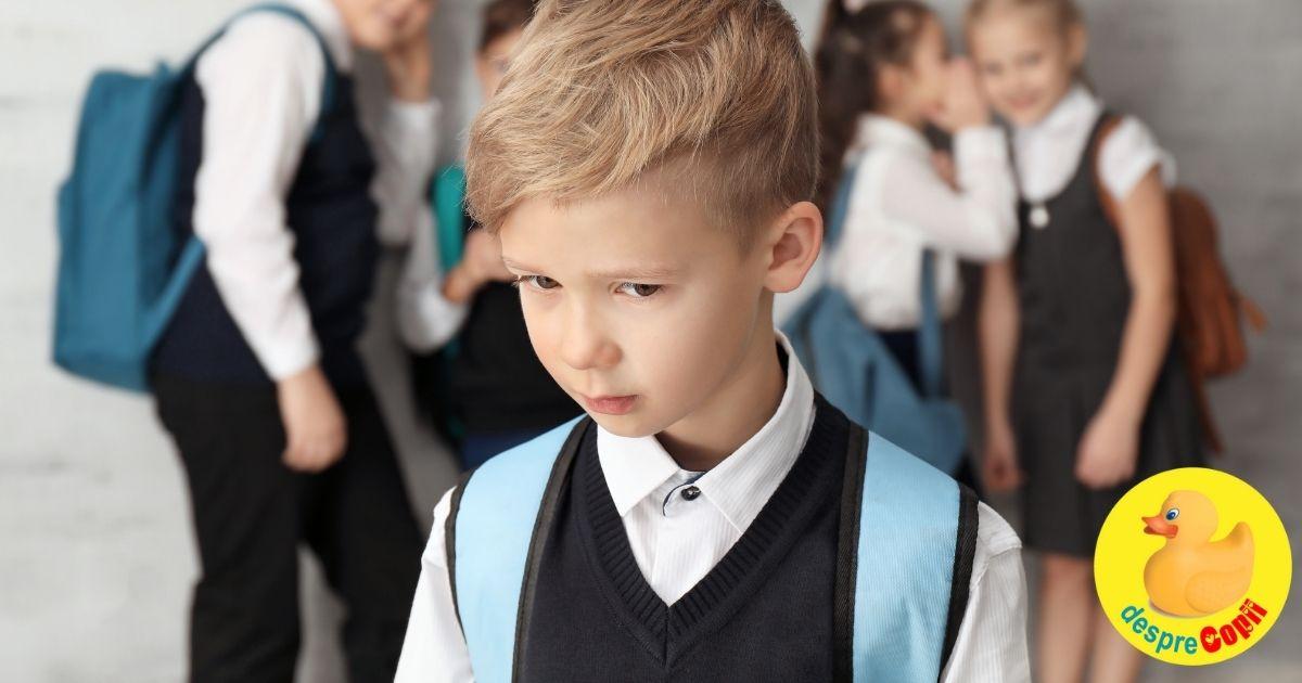 Cand vine vorba de bullying cat de mult ar trebui sa se implice parintii?
