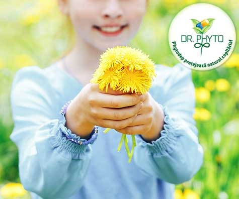 Importanta fitoterapiei in sustinerea functiei hepatice la copii