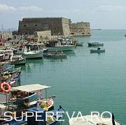 Zile de vacanta  in Heraklion (insula Creta)