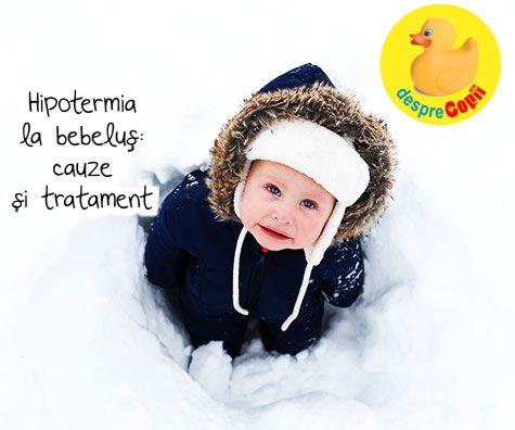 Hipotermia la bebelus: cauze si tratament