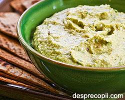 Reteta de guacamole si hummus