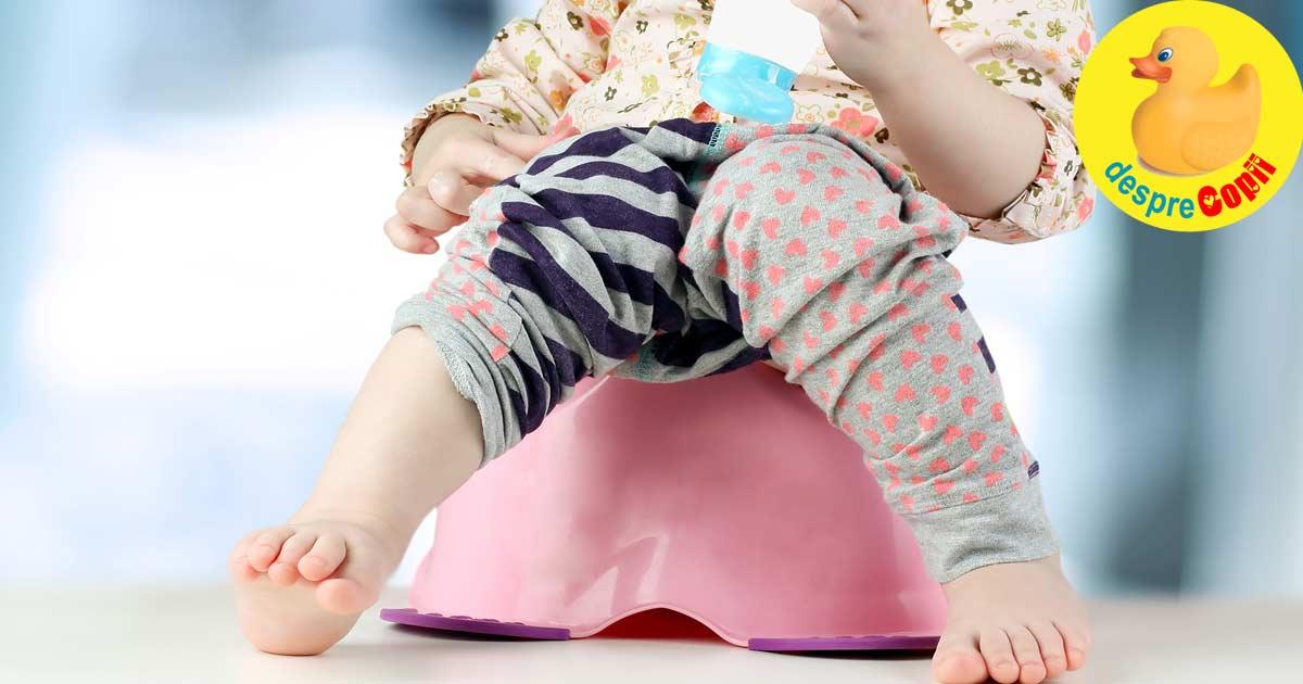 9 idei fixe despre olita, la care mamicile ar trebui sa renunte