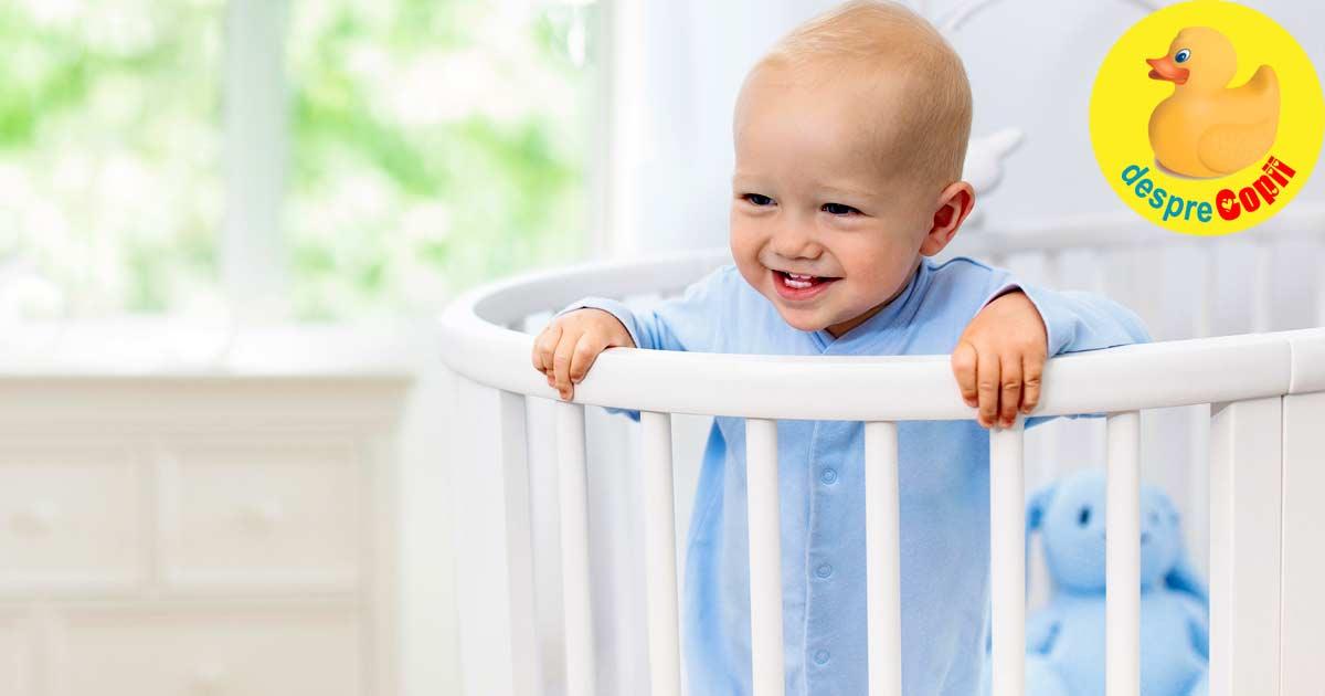 Imunitatea bebelusului: cum incepe dezvoltarea sistemului imunitar si cum il putem stimula