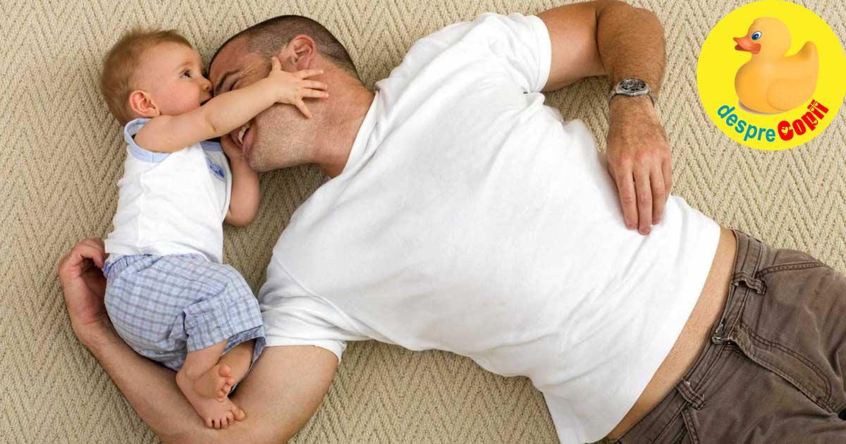 Ceasul biologic al barbatilor ticaie dupa 41 de ani