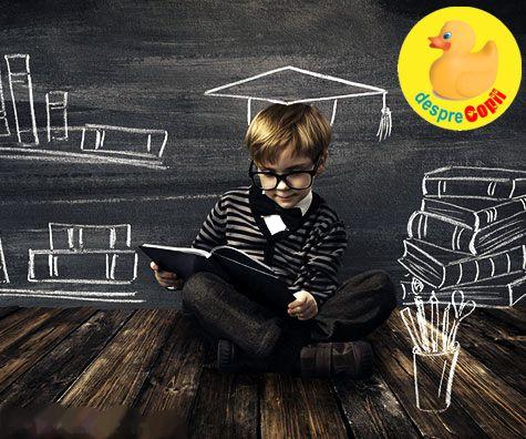 Cum putem sa-i facem pe copiii nostri mai inteligenti: despre inteligenta, joaca, somn si alegeri