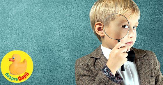 Inteligentele multiple ale copilului