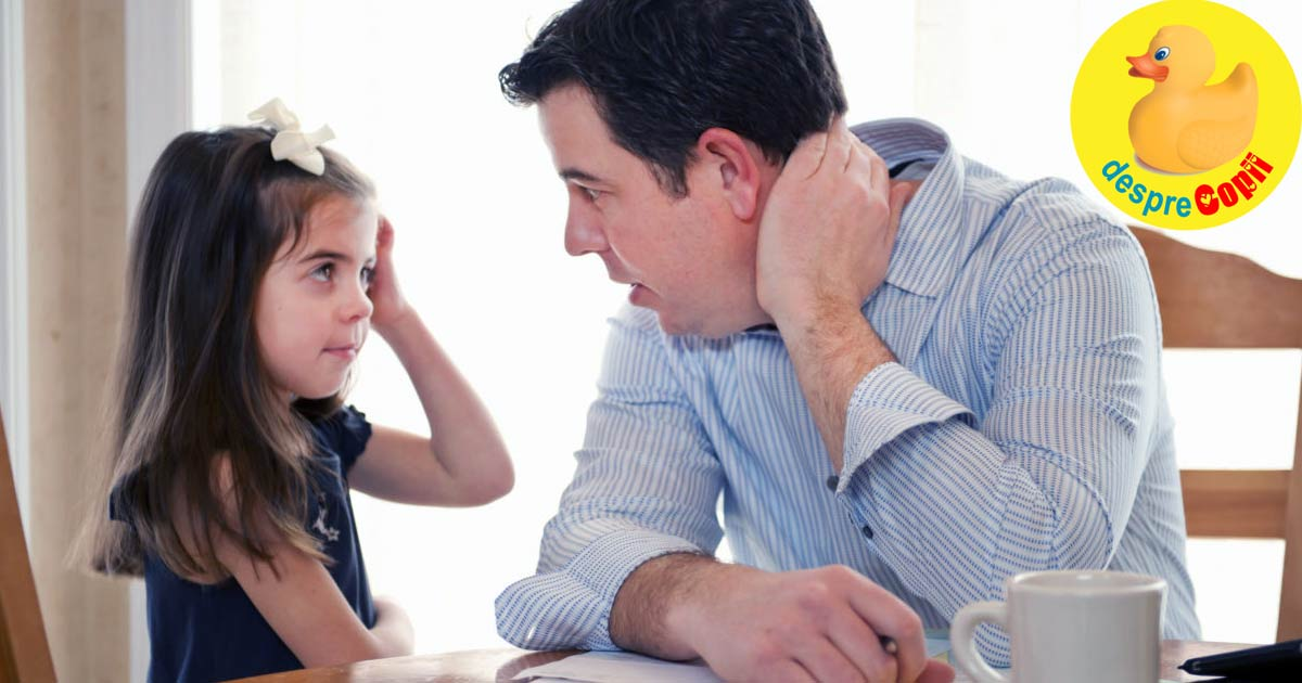 Iata DE CE fiecare intrebare a copilului merita un raspuns