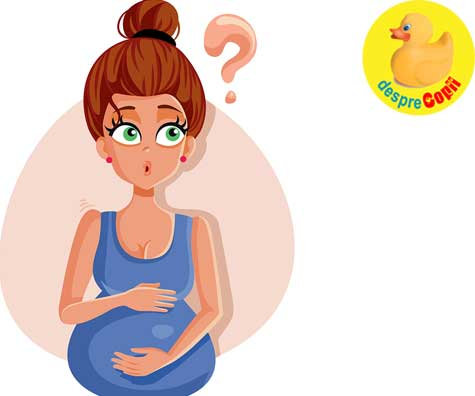 10 lucruri pe care femeile insarcinate trebuie sa le stie despre travaliu, nastere, cezariana si recuperare postpartum