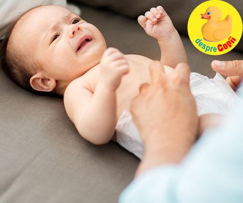 Iritatiile de fundulet ale bebelusilor - de ce apar, prevenire si cum le tratam