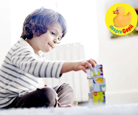 5 sfaturi pentru a incuraja joaca independenta a copilului