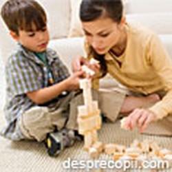 Jocurile interactive un mod de a va cunoaste  copiii
