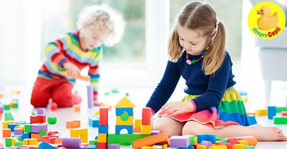 De ce sa NU mai cumparam copiilor atat de multe jucarii?