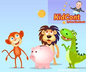 KidCONT de la Banca Transilvania, contul care creşte odată cu copiii