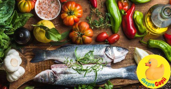 Ce dieta este cea mai buna pentru a pierde kilogramele pe care le-am castigat de Sarbatori?