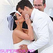 O nunta ca-n povesti - Kim Kardashian si Kris