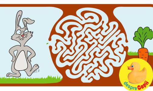 31 Labirinturi Pentru Copii Desprecopiicom