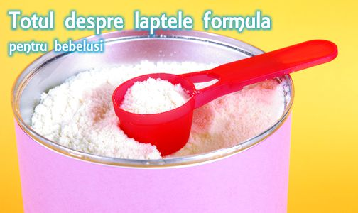 Formula de lapte, Lapte praf