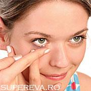 Lentilele terapeutice nocturne imbunatatesc vederea