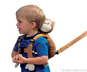 Copiii in lesa, o moda care scandalizeaza