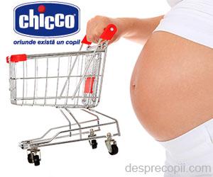Lista de cumparaturi speciale cand astepti un copilas
