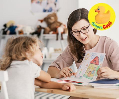 Ce este un logoped si care este rolul sau in problemele de vorbire ale copilului