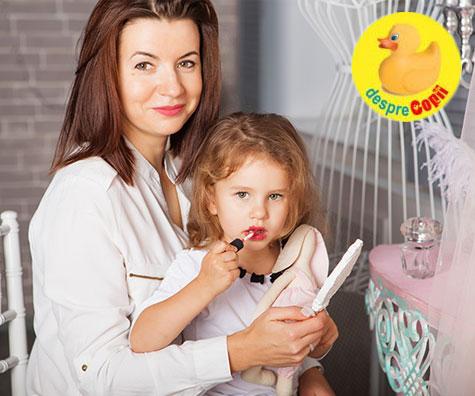 Produse makeup de sarbatori pentru mamici