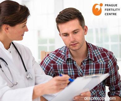 Noua procedura de selectionare a spermei de cea mai buna calitate - acum cu 30% reducere la Prague Fertility Centre