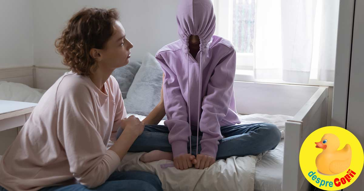 8 Moduri de a relationa cu copilul adolescent - sfatul psihologului