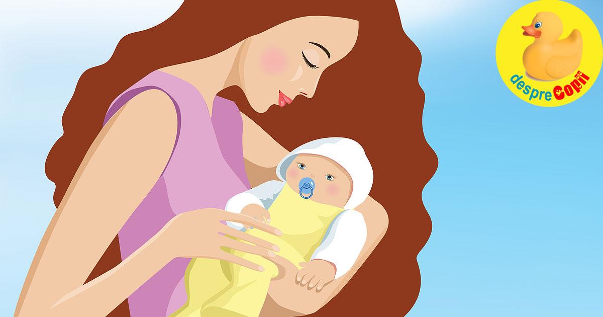 Cât timp beneficiaza bebelusii de imunitatea primita de la mama? Asa ne putem asigura ca ne protejam bebelusul.