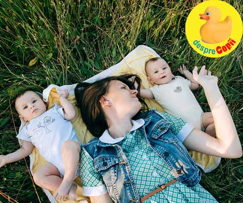 Scrisoare pentru femeia care am fost inainte de a avea copii - cu sinceritate de la o mamica de gemeni