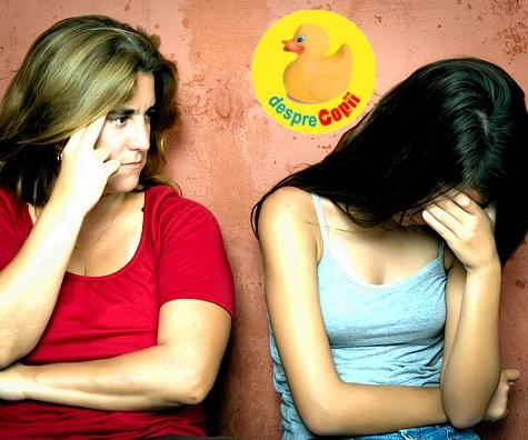 Cat de sincera poate fi o mama chiar atunci cand adevarul doare ....