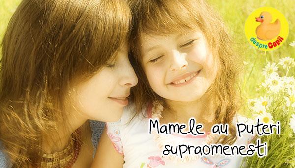 Legatura dintre mama si copil - iata de ce este atat de speciala