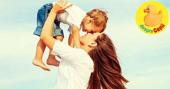 Legatura speciala dintre baieti si mamele lor