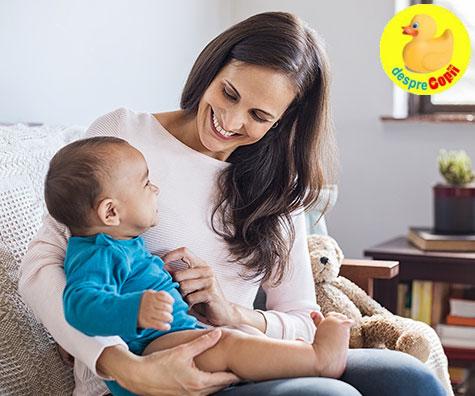 Baietii au nevoie de o relatie apropiata cu mamele lor