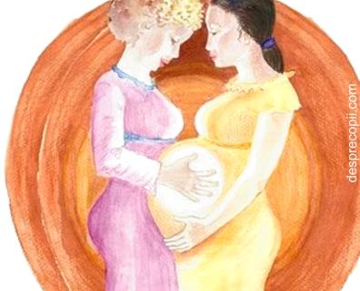 Mamele purtatoare: motive, riscuri, legislatie, complicatii