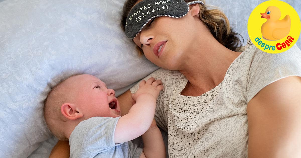 12 trucuri salvatoare pentru proaspetele mamici