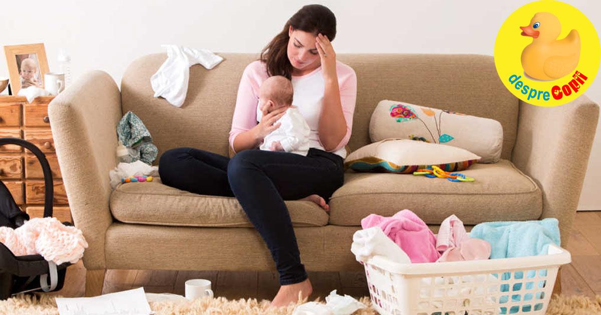 Scrisoare pentru toate mamicile care nu sunt perfecte