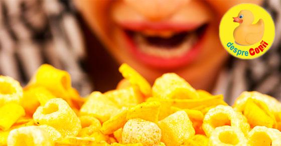 Sindromul Binge-eating sau tulburarea mancatului compulsiv