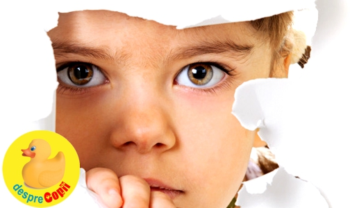 Masturbarea la copii, un subiect tabu
