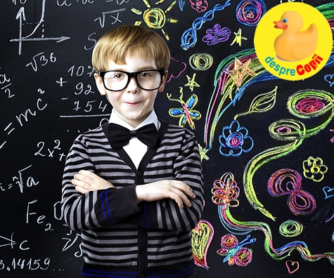 Matematica si copilul: intre cheia succesului in viata, meditatii si legatura cu muzica
