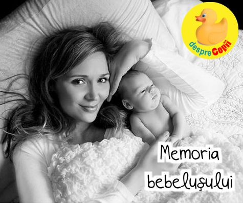Memoria bebelusului