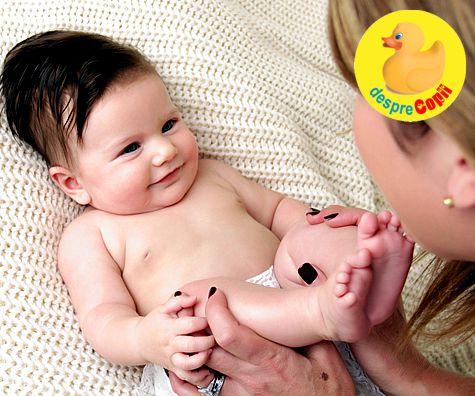 De cate mese are nevoie un nou nascut ?