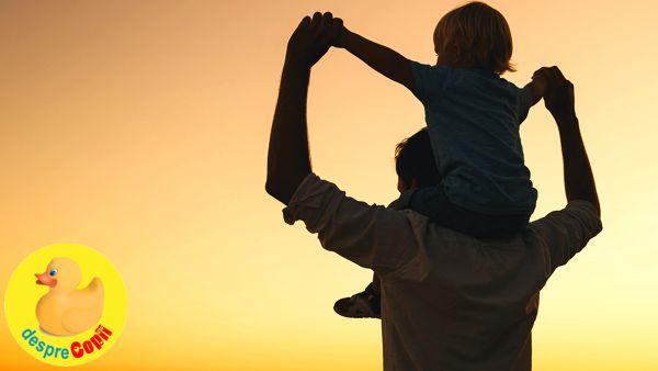 Cinci mituri ale meseriei de tata