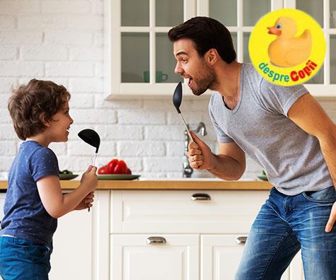 Taticii si transformarea rolului lor in familie: nu fi un spectator ci fii un tata cu emotii