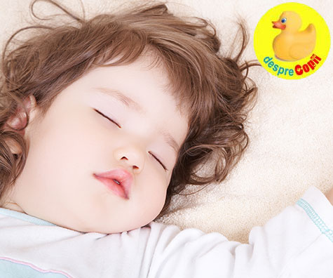 Somnul bebelusului: metoda Ferber explicata pe larg de autorul acestei teorii