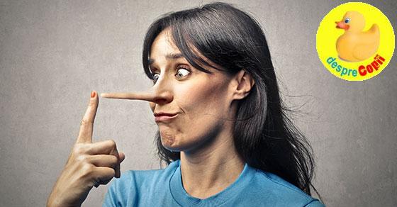 Minciunile pe care le spunem copilului pentru a-l proteja de lumea reala