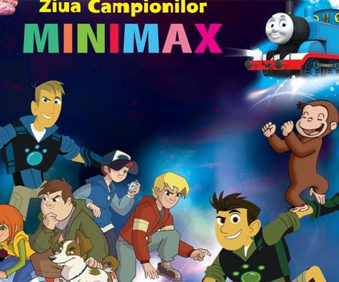 ZIUA CAMPIONILOR MINIMAX