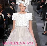 Rochia de mireasa – ce ne propun designerii pentru vara 2009?