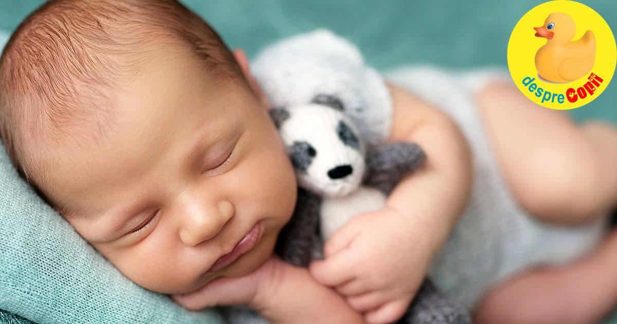 Expert in somnul bebelusilor: De multe ori, bebelusul nu doarme din cauza parintilor si a acestor 4 mituri care trebuie clarificate