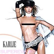 Nici supermodelele nu scapa de photoshop!